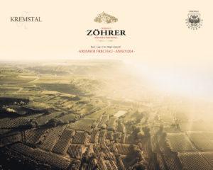 Weingut Zöhrer - Lagenfoto Kremser Frechau