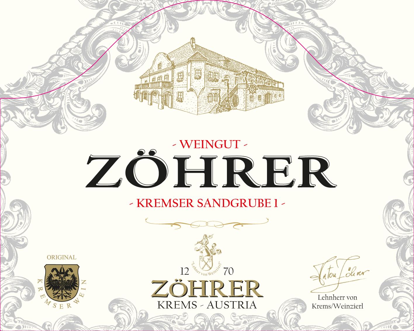 Weingut Zöhrer LOGO 16