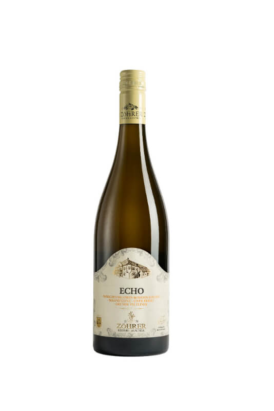 Winery Zöhrer - Echo - Grüner Veltliner