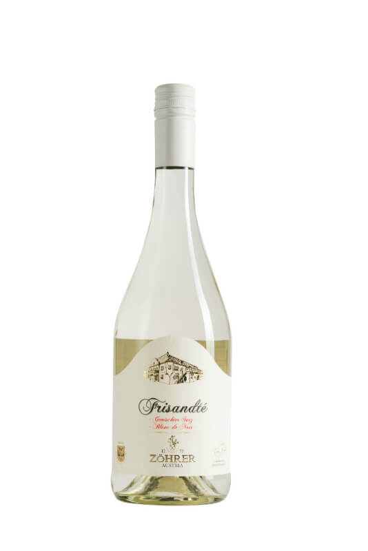 Winery Zöhrer - Frisandté Blanc de Noir