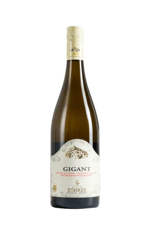 Winery Zöhrer - Gigant Grüner Veltliner