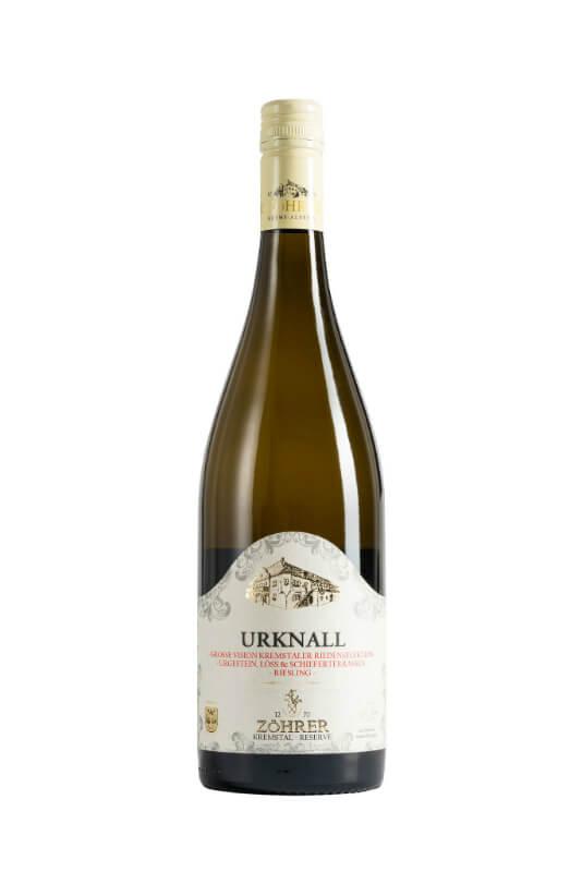 Winery Zöhrer - Urknall Riesling