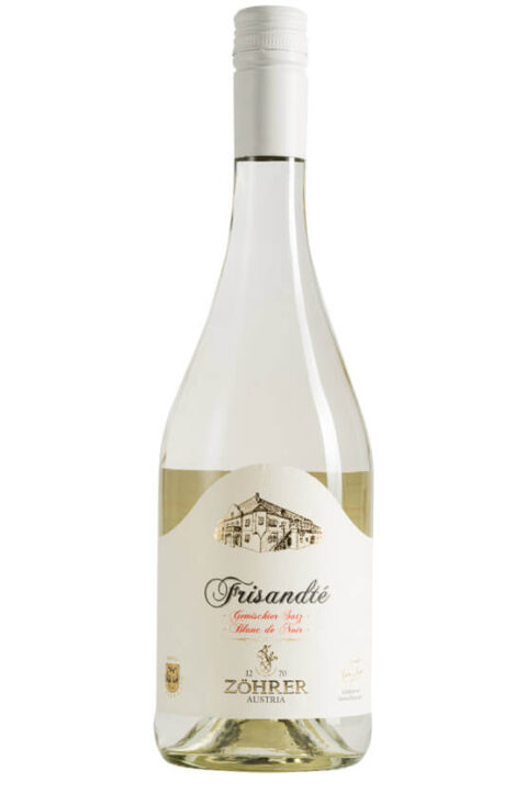 Weingut Zöhrer - Frisandté Blanc de Noir