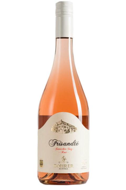 Weingut Zöhrer - Frisandté Rosé