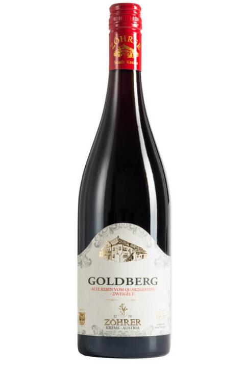 Weingut Zöhrer - Zweigelt Goldberg