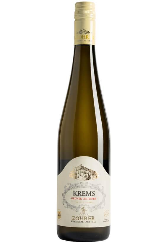 Weingut Zöhrer - Krems Grüner Veltliner