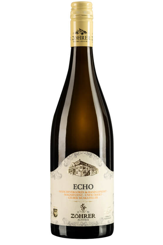 Weingut Zöhrer_ECHO Gelber Muskateller