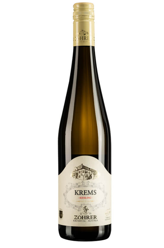 Weingut Zöhrer_KREMS Riesling