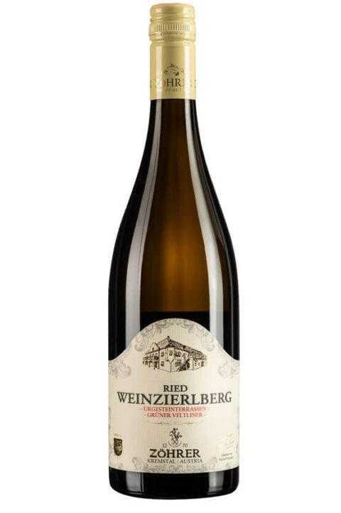 Weingut Zöhrer_Ried Weinzierlberg Grüner Veltliner
