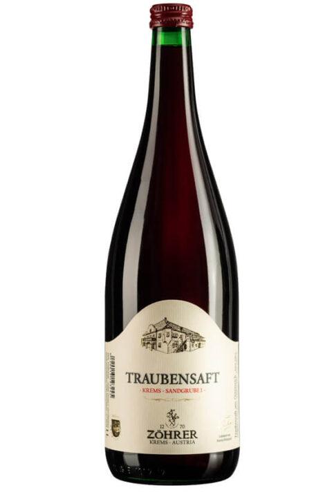 Weingut Zöhrer_Traubensaft rot