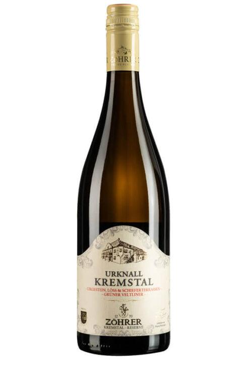 Weingut Zöhrer_URKNALL Grüner Veltliner