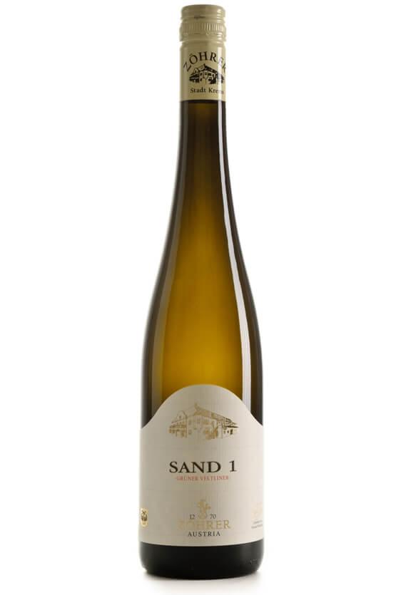 Weingut Zöhrer - Sand 1 - Grüner Veltliner