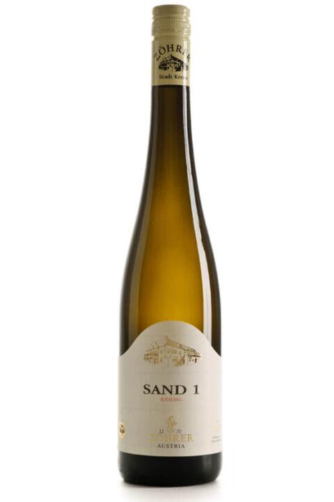 Weingut Zöhrer - Sand 1 - Riesling