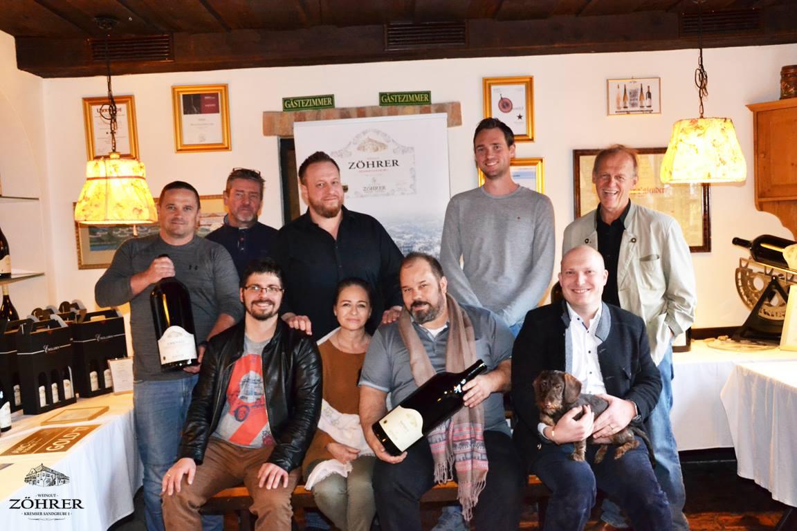 Weingut Zöhrer | SAND 1 Paten 2019