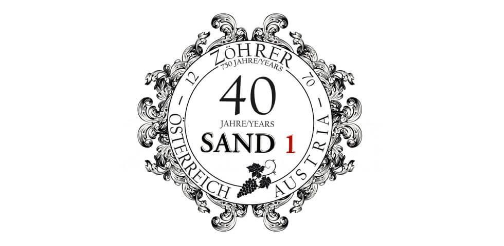 40 Jahre Sand 1 - Weingut Zöhrer