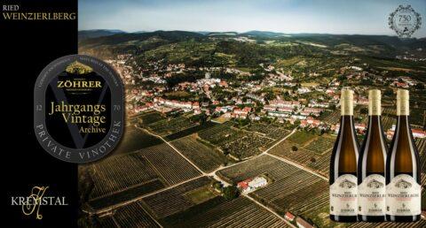 Jahrgangspaket Ried Weinzierlberg - Weingut Zöhrer Krems