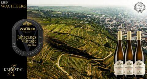 Jahrgangspaket Ried Wachtberg - Weingut Zöhrer Krems
