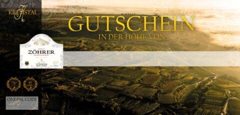 Weingut Zöhrer Gutschein